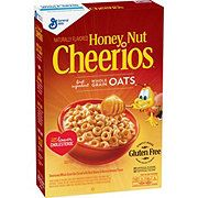 General Mills Honey Nut Cheerios Cereal by Cheerios Cereal, Honey Nut Cheerios, Oat Cereal, Best Vegan Recipes, Oats Recipes, Snack Recipes, Whole Grain Foods, Gluten Free Cereal, Chex Mix
