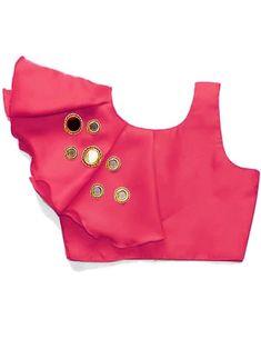 Kids Blouse Designs, Simple Blouse Designs, Stylish Blouse Design, Blouse Neck Designs, Long Dress Design, Kids Dress Wear, Kids Dress Patterns, Kids Frocks Design, Sleeves Designs For Dresses