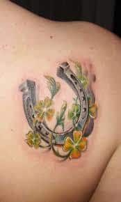 46 Best Horseshoe Tattoo images   Tattoos, Tattoos with ...