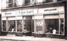 Revisión Interior: Grandes Almacenes en España 6 – El Corte Ingles Modern Pictures, Old Pictures, Orlando, Foto Madrid, Planet 1, Shops, Shop Fronts, Murcia, Vintage Photography