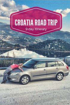 Road-trip in Croatia - The Ultimate 9-day road-trip itinerary. Detailed itinerary of Croatia road trip: 9 days of adventure, sights and amazing hospitality. #travel #roadtrip #croatia #roadtripitinerary #itinerary #adventures #europe