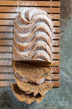 Koffiecake met pecannoten – recept / Cake with coffe and pecans - recipe - baking Brownie Cake, Pie Cake, No Bake Cake, Dutch Recipes, Baking Recipes, Cake Recipes, Sweet Cookies, Cake Cookies, Cupcakes