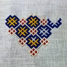 brick stitch pattern embroidery - Google Search