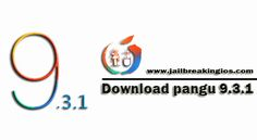 download Pangu 9.3.1 app icon in to ios 9.3