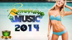 ☆ 2014 ☆ Romanian House Music 2014 Best Dance Club Mix 2014 - New Electr...
