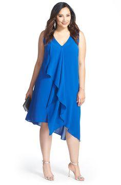 486f7e141b Adrianna Papell Shift Dress   Accessories (Plus Size)