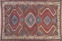 KAZAK ANTICO – N.206072 – cm. 275 x 148 – Tappeti Orientali e ...