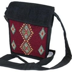 f9f34378b4a1 Backstrap Woven Chichi Multi Use Bag in Burgundy - Maya Traditions (B).  Support Fair Trade ...