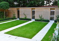Image result for contemporary terraced urban garden uk