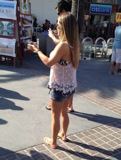 street style – Memorial Day weekend (Fiesta Hermosa)   Follow me at tracestylecreatelive.com