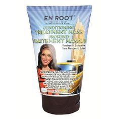 theBalm - En Root Conditioning Treatment Mask at Beauty Bridge Hair System, Olive Fruit, Conditioning Treatment, Benzyl Alcohol, Shampoo And Conditioner, Bath And Body, The Balm, Hair Care, Fragrance
