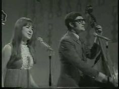 The Seekers - I'll never find another you (1968)  From The Seekers farewell concert July 7 1968 at the BBC in London.  The last time they sang this song as a group in the sixties.