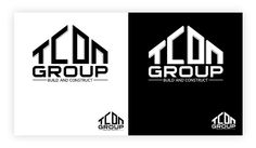 TCON | A Construction Company Logo by CSTUDIO , via Behance