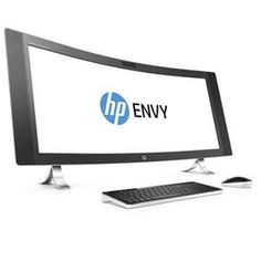 #HP #ENVY Curved 34-a100 34-a150 All-in-One #Computer - #Intel #Core i7 (6th Gen) i7-6700T 2.80 GHz - #Desktop - 12 GB DDR4 #SDRAM RAM - 1 TB HDD - 128 GB SSD - NVIDIA GeForce GTX 960A - 2 GB - GDDR5 Graphic