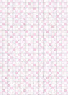 Morandi Sisters Microworld: Printable Wallpapers - Mosaic Tiles Pattern - Carte da parati Stampabili