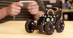Modular Robotics is about to release robot-building kits that let you construct any kind of android you want, no programming required.