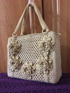 Crochet Baby Dress Pattern, Crochet Motif Patterns, Purse Patterns, Crochet Baby Hats, Crochet Designs, Crochet Lace, Crochet Handbags, Crochet Purses, Embroidery Purse