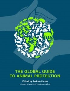 Archbishop Desmond Tutu addresses treatment of animals in the Global Guide to Animal Protection