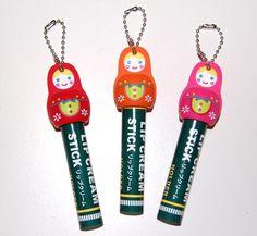 Matryoshka lip stick
