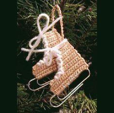 KARÁCSONYI DEKORÁCIÓK: Trendi, horgolt karácsonyi díszek