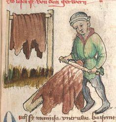 Konrad : Schachzabelbuch Elsass, 1414 Cgm 1111  Folio 223