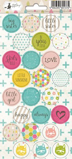 Big Little, Little Girls, Love Rules, Little Sisters, Say Hello, Scrapbooking, Creative, Happy, Collection