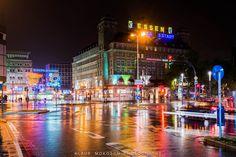 https://flic.kr/p/AmjW1y   Stadt ESSEN - Regennacht   Essen city Germany by rain night  - empfohlen von First Class and More