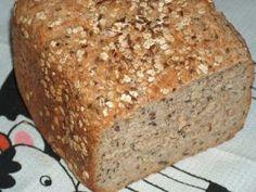 Pão de aveia e linhaça - Receita Petitchef