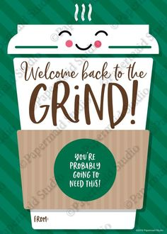 Welcome Back To Work, Welcome Back Teacher, Welcome Back Gifts, Teacher Thank You, Gift For Teacher, Welcome To School, Teacher Cards, Welcome Back Sign, Back To School Gifts For Teachers