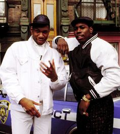 KRS and Scott La Rock