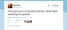 take for granite
