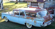 1958 Ford 2 Door Wagons   Readers ride: 1959 Ford Ranch Wagon, 2-door classic stationwagon