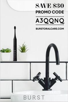 Gentle charcoal infused bristles & powerful sonic vibrations makes this a must have for anyone who is ready to improve their oral health. Oral Health, Dental Health, Dental Care, Health Tips, Best Toothpaste, Sonic Electric Toothbrush, Best Oral, White Teeth