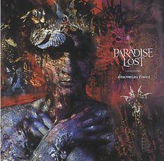 """L'album dei #ParadiseLost intitolato """"Draconian Times""""."""