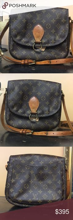 0886827c0266 Shop Women s Louis Vuitton Brown Tan size OS Crossbody Bags at a discounted  price at Poshmark.