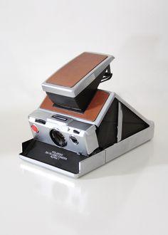 My Polaroid SX70