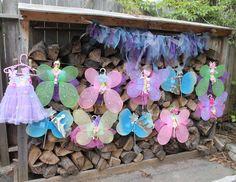 """Fairy Garden / Birthday """"Enchanted Garden Fairy Party""""   Catch My Party"""