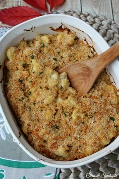 Creamy-Cauliflower-Gratin