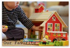 Clover Lane: Toy Ideas: Our Favorites