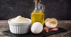 Aioli, Pot Pasta, Spaghetti, Eggs, Pudding, Dishes, Cooking, Desserts, Recipes