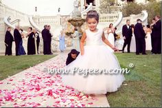 Pegeen Wedding of the Year Flower Girl Dresses of the Year 2010-2011