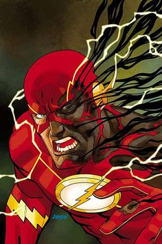 Barry and Wally race to escape the Shadowlands before darkness takes over our world! See what happens in THE FLASH #12!