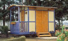 Schäferwagen bauen