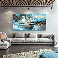 Wall Art Decor Large Abstract Art Original Abstract Painting image 9