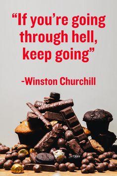 Good advice from Winston Churchill. #DECHOX