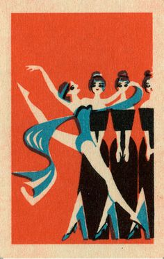 Gorgeous Russian Matchbox prints (Post Card): could get a few and .frame all together. Available at Paperchase in store.16