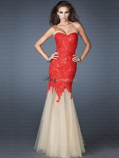 Shop La Femme evening gowns and prom dresses at Simply Dresses. Designer prom gowns, celebrity dresses, graduation and homecoming party dresses. Prom Dress 2014, Tulle Prom Dress, Mermaid Prom Dresses, Prom Party Dresses, Pageant Dresses, Homecoming Dresses, Strapless Dress Formal, Formal Dresses, Dresses 2014