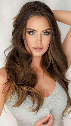 Most Beautiful Eyes, Lovely Eyes, Stunning Eyes, Beautiful Girl Image, Beautiful Long Hair, Beautiful Models, Gorgeous Women, Girl Face, Woman Face