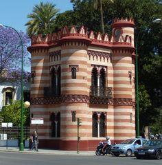 El Costurero de la Reina #Sevilla #Seville #Spain http://www.enforex.com/guide-sevilla.html