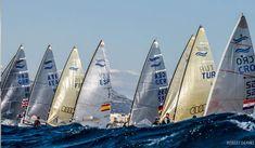 Campionato Europeo classe Finn, da domani si regata a Cadice